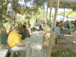 05-Srila Govinda Maharaj Disappearance Program in Soquel April 2012