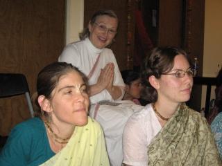 10-Krishna Madhuri Devi, Kumkum Deiv and Govinda Nandini Devi