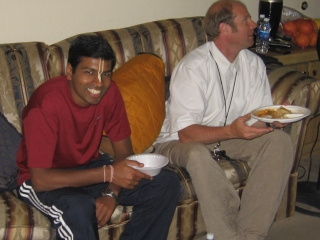 20-Guests at Sridhar Prabhu's home program