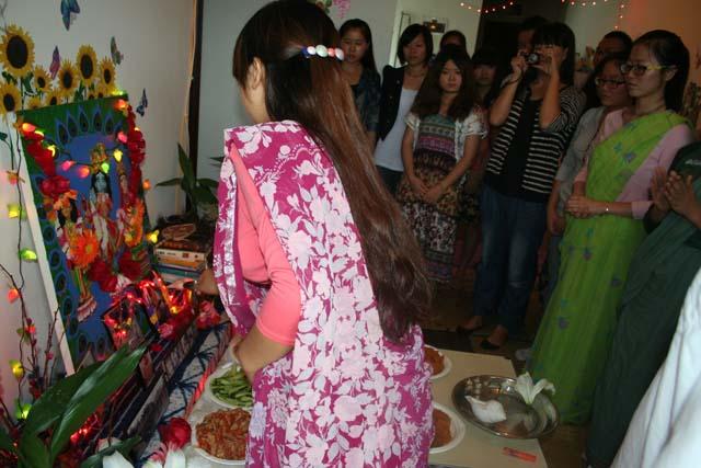 04-Srila Janardan Maharaj in Chongqing, China