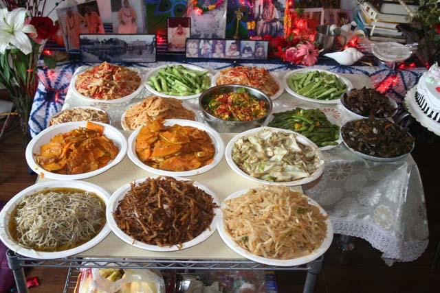 14-Srila Janardan Maharaj in Chongqing, China