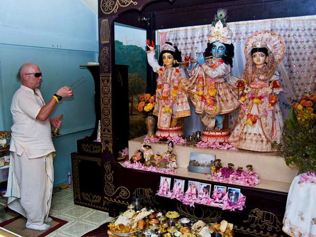 Deities-installation-anniversary-2012-13