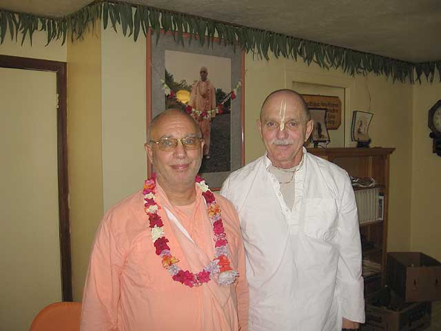 18-Initiation of Brajanath Krishna at Soquel Seva Ashram