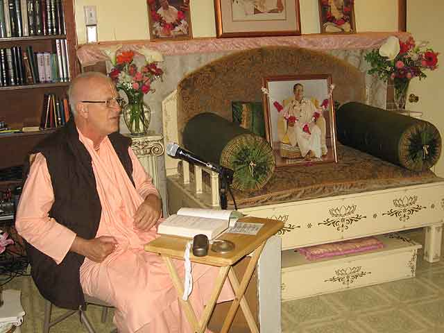 01-Initiation of Brajanath Krishna at Soquel Seva Ashram