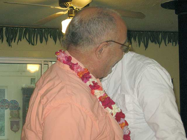 16-Initiation of Brajanath Krishna at Soquel Seva Ashram