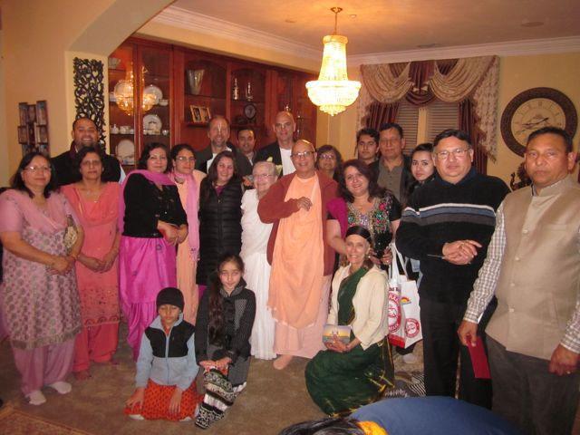 01-Namahatta at Hemant's Home