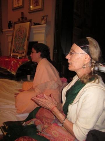 03-Namahatta at Hemant's Home