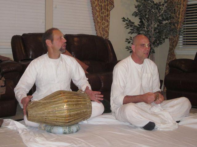 04-Namahatta at Hemant's Home