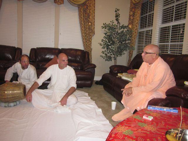 05-Namahatta at Hemant's Home