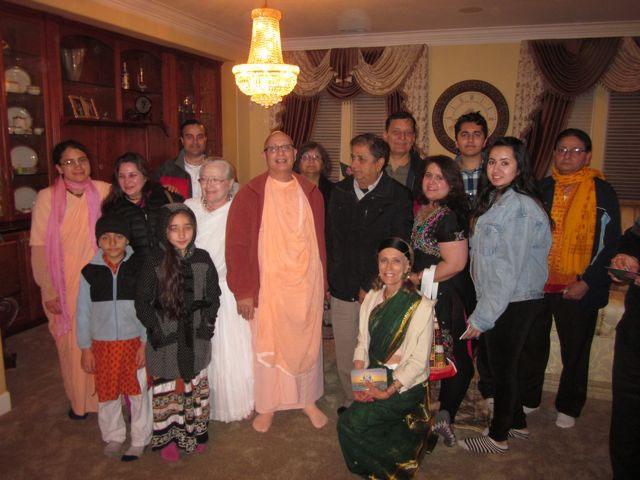 09-Namahatta at Hemant's Home