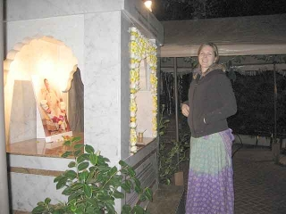 18-Srila Govinda Maharaj Disappearance Program in Soquel April 2012