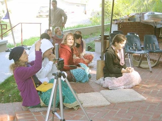 07-Srila Govinda Maharaj Disappearance Program in Soquel April 2012