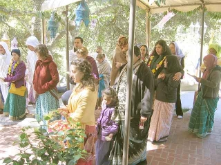 23-Srila Govinda Maharaj Disappearance Program in Soquel April 2012