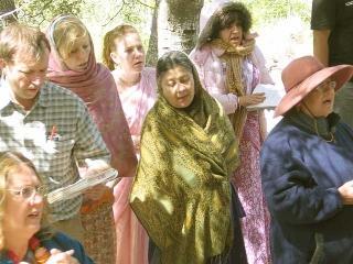 24-Srila Govinda Maharaj Disappearance Program in Soquel April 2012