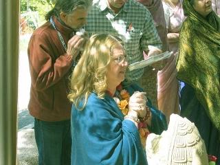 26-Srila Govinda Maharaj Disappearance Program in Soquel April 2012