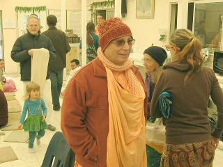 37-Srila Govinda Maharaj Disappearance Program in Soquel April 2012