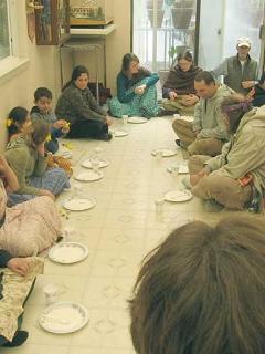 46-Srila Govinda Maharaj Disappearance Program in Soquel April 2012