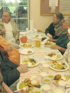 51-Srila Govinda Maharaj Disappearance Program in Soquel April 2012