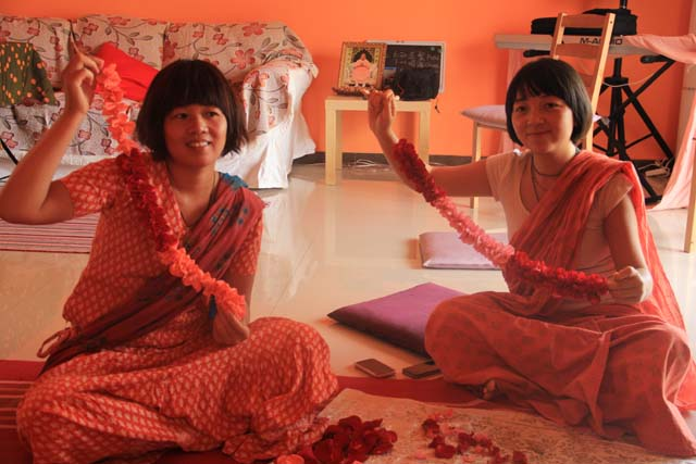 07-Srila Janardan Maharaj in Shenzhen, China