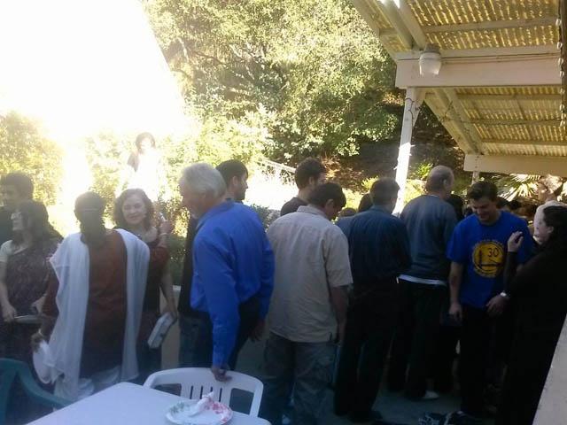04-Thanksgiving at the Ashram